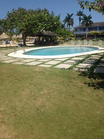 Jamaica Inn: Small pool