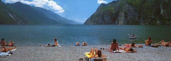 Hotel Primo: GARDA LAKE beach