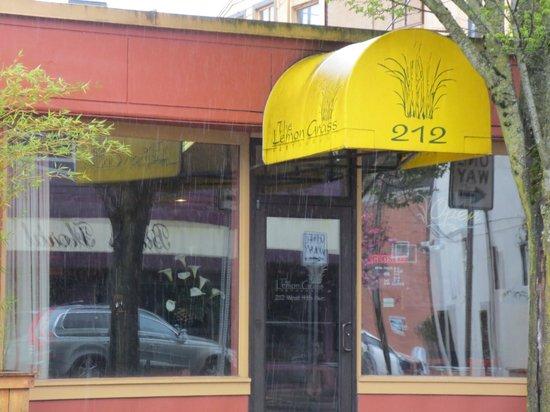 Lemon Gr Restaurant Olympia Washington