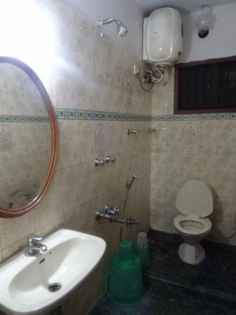 Lloyds Guest House: Bathroom