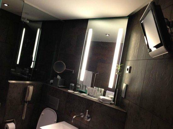 David Citadel Hotel: baño