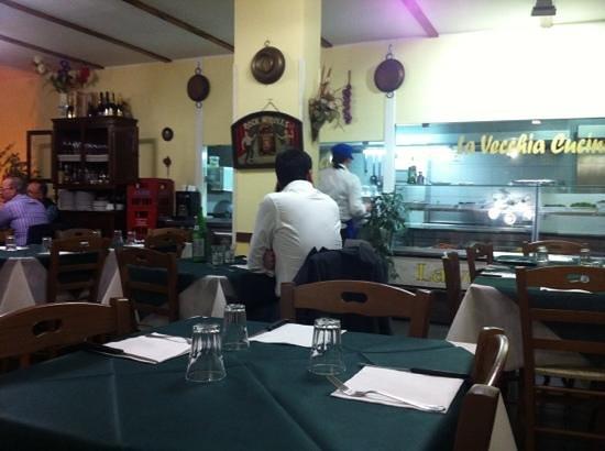 vecchia cucina - Foto di La Vecchia Cucina da Ernesto, Cava De ...