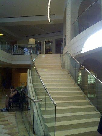 David Citadel Hotel: hall de entrada