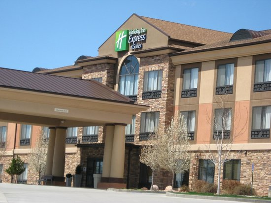 Holiday Inn Express Hotel Suites Richfield Ut
