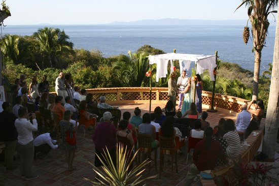 Casa Coco & Coco Cabana: Wedding on the Terrace