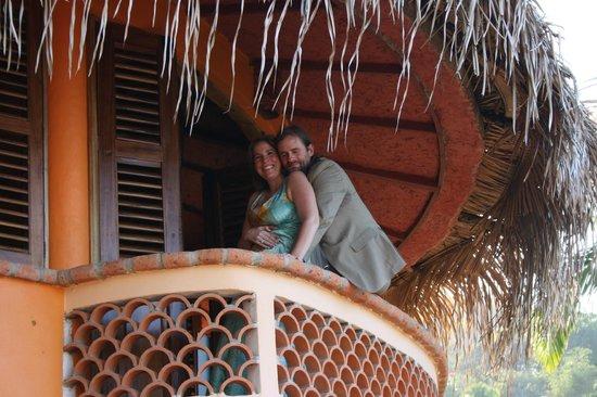 Casa Coco & Coco Cabana: Coco Cabana Bedroom Terrace