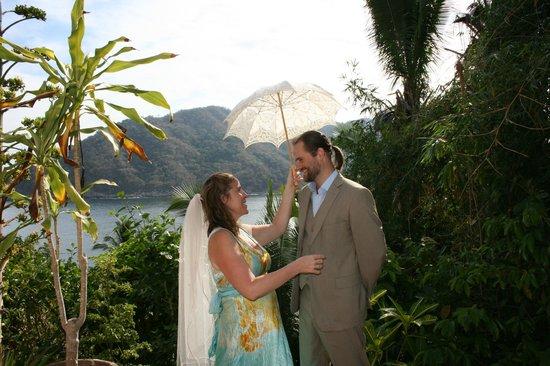 Casa Coco & Coco Cabana: The gardens