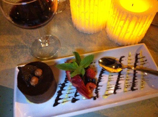 Millennium Artisan Restaurant: Dessert