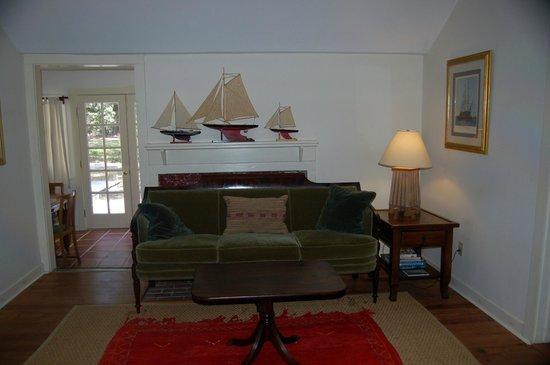 Living Room, Little Cottage, Greyfield Inn