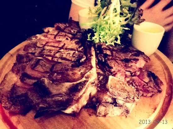 Sophie's Steakhouse - Chelsea : Best steak