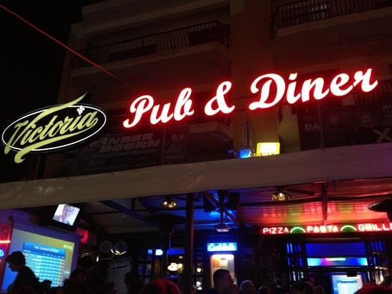 Victoria Restaurant: Victoria Pub & Diner