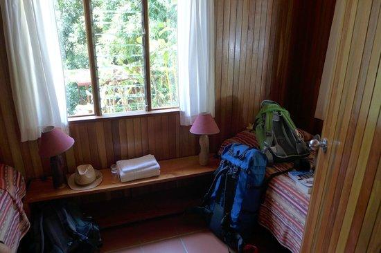 Arco Iris Lodge: Zimmer Nr.1 - 2-Bett-Zimmer