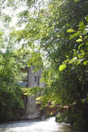Un des Trois moulins de Clamanges sur la Somme
