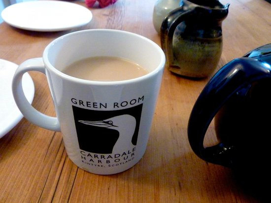 The Green Room: Perfect cup of tea