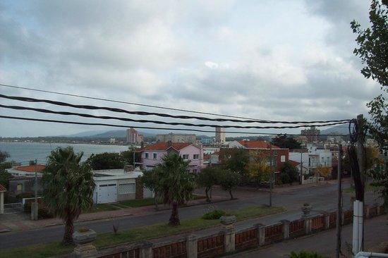 Hotel Ricadi: vista desde la habitación