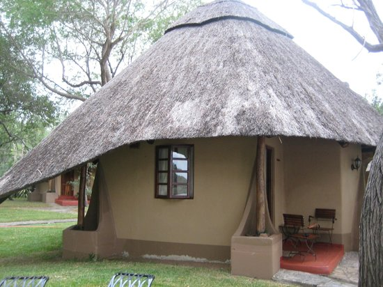Natural Mystic Lodge: chalet