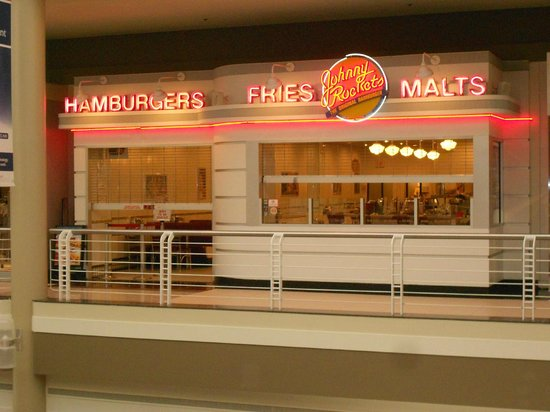 Johnny Rockets: Looks better on the outside