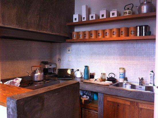 Posada Gotan: Kitchen of Mr Thibaud