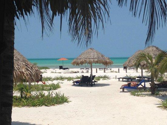Xaloc Resort: playa