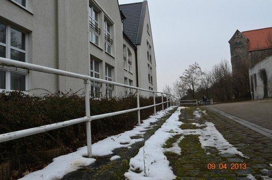 Hotel Residenz Bad Frankenhausen: Fachada do Hotel