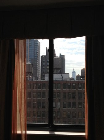 Doubletree Hotel Chelsea - New York City: View from 1602
