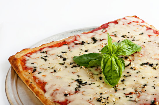 Bella Marie's Pizzeria: Sicilian Pizza (Thicker Crust)