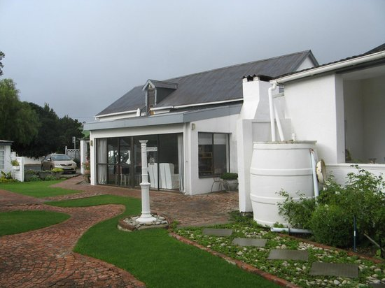 Bredasdorp Country Manor: Overzicht van Country Manor