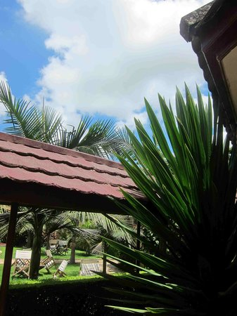 Ahadi Lodge: Lodge Area
