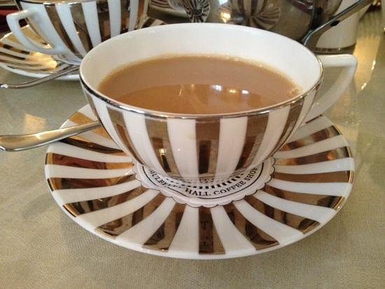 Mulberry Hall: the perfect cup of tea