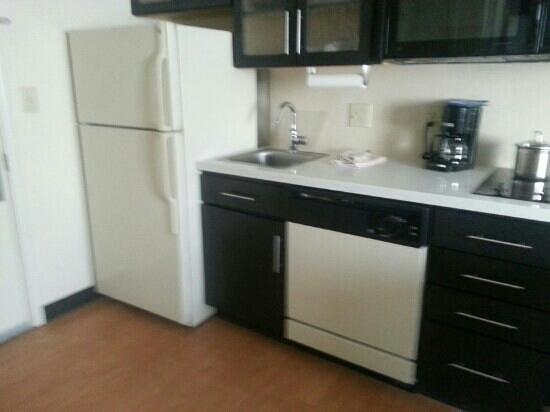 Candlewood Suites - San Antonio NW Medical Center : kitchen