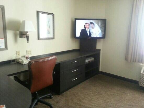 Candlewood Suites - San Antonio NW Medical Center: tv