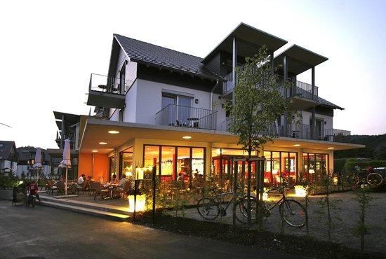 Restaurant rosmarin bild von bodenseehotel immengarten for Bodenseehotel immengarten