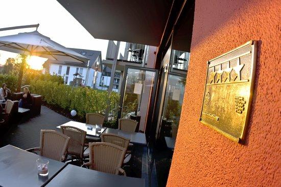 Bodenseehotel Immengarten: Terrasse