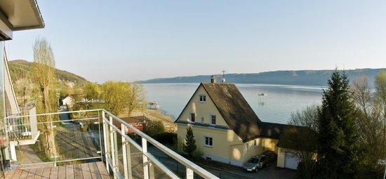 Aussicht bild von bodenseehotel immengarten bodman for Bodenseehotel immengarten