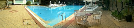 Imperial Garden Villa & Hotel: Swimmingpool