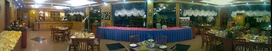 Imperial Garden Villa & Hotel: cafeteria