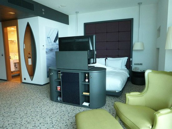DoubleTree by Hilton Istanbul - Moda: Chambre