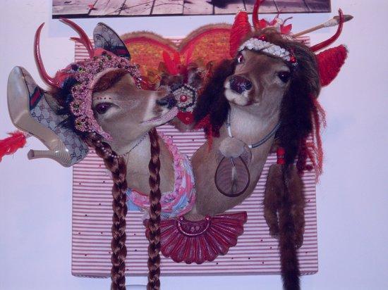 Savannah College of Art and Design : Deer me