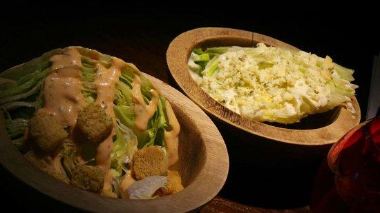 Miller & Carter: Iceberg lettuce wedges