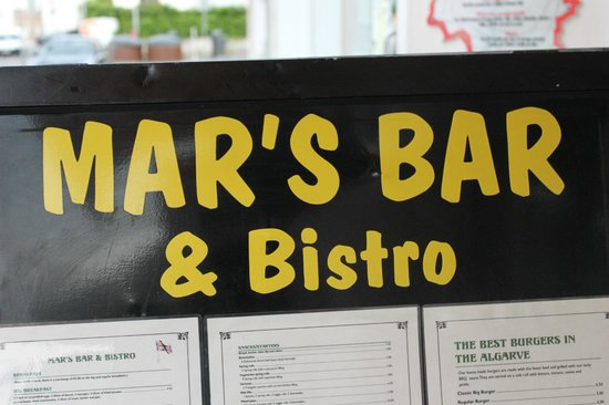 Mar's Bar!