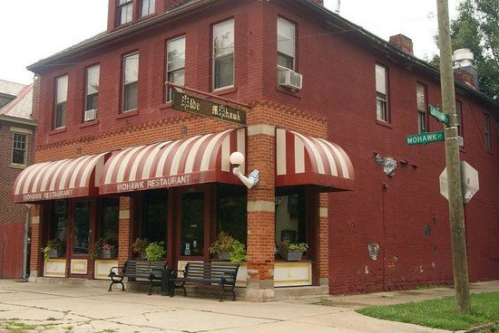 Old Mohawk Restaurant: Charming restaurant in a charming neighborhood...