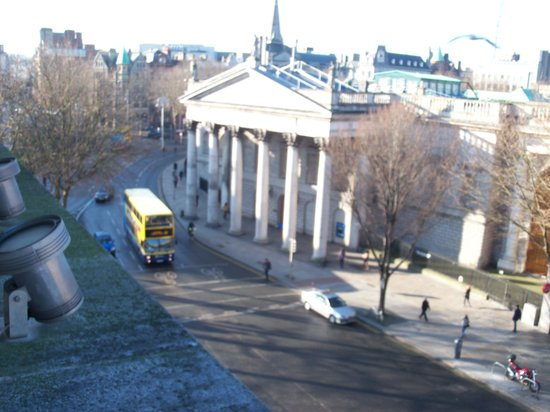 The Westin Dublin: View from room