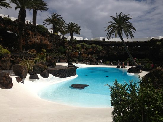 Jameos Del Agua: The pool (what's it for?)