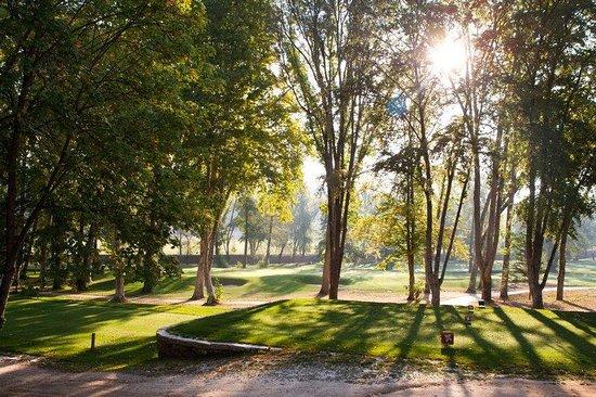 Vidago Palace Hotel: The Park
