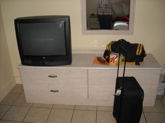 Island Hotel Port Aransas: room