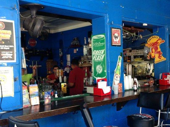 Dog House Pub: View of Bar