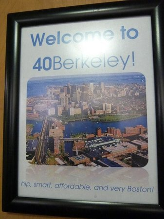40 Berkeley: Welcome