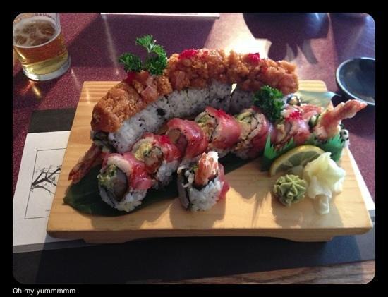 Izumo Sushi : wowzers best sushi in ktown