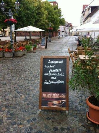 Restaurant Marktstubchen