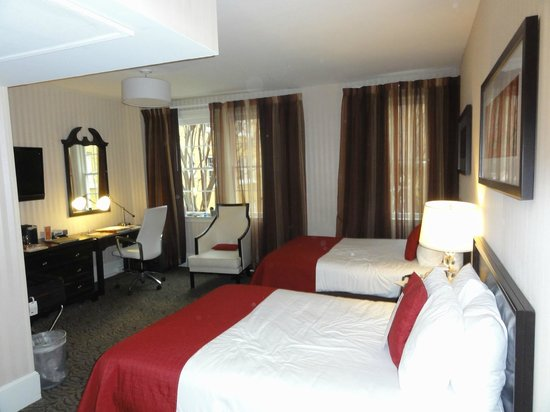 Artmore Hotel: Clean - and nice